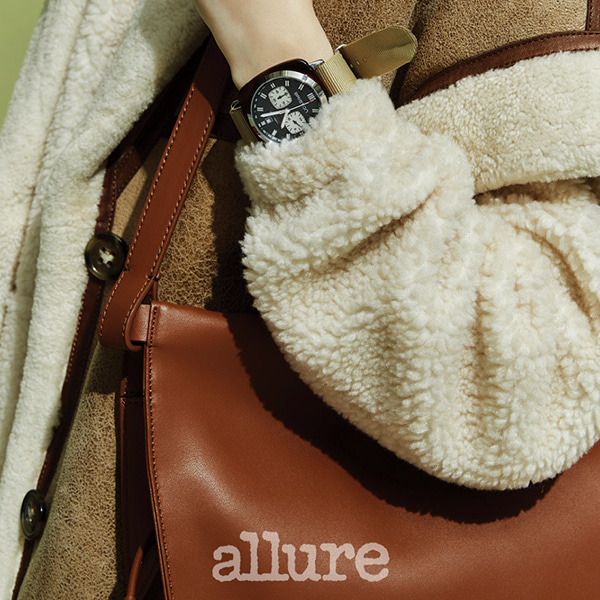 allure Korea January